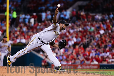 MLB: JUL 05 Pirates at Cardinals