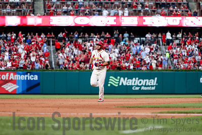 MLB: JUL 16 Marlins at Cardinals