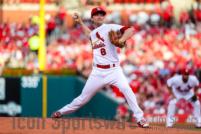 MLB: JUL 18 Padres at Cardinals