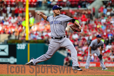 MLB: JUL 20 Padres at Cardinals - Game 2