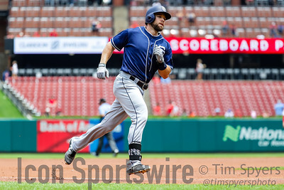 MLB: JUL 20 Padres at Cardinals
