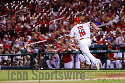 MLB: JUL 21 Padres at Cardinals