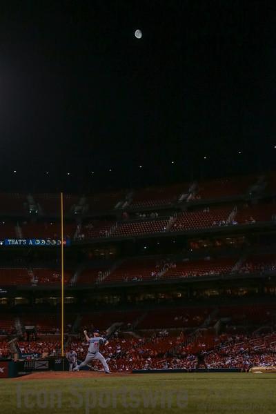 MLB: JUL 22 Dodgers at Cardinals