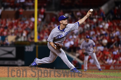 MLB: JUL 22 Dodgers at Cardinals