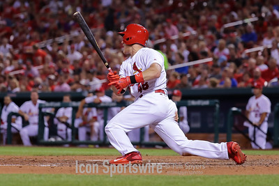 MLB: JUL 26 Rockies at Cardinals