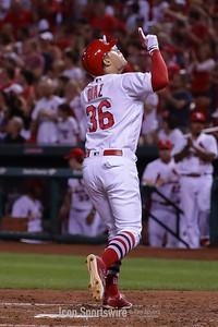 MLB: JUN 09 Phillies at Cardinals
