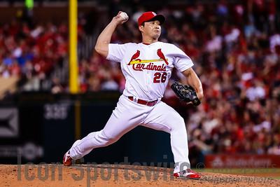 MLB: JUN 14 Astros at Cardinals