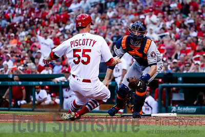 MLB: JUN 15 Astros at Cardinals