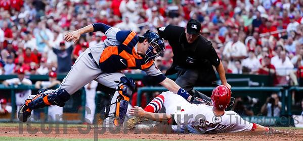 MLB: JUN 15 Astros at Cardinals