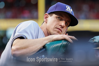 MLB: JUN 15 Brewers at Cardinals