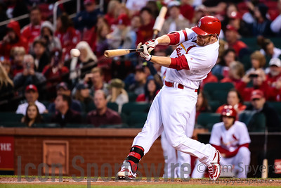 MLB: MAY 02 Phillies at Cardinals