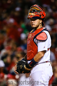 MLB: MAY 02 Phillies at Cardinals