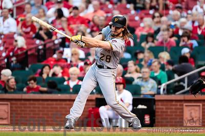 MLB: MAY 06 Pirates at Cardinals