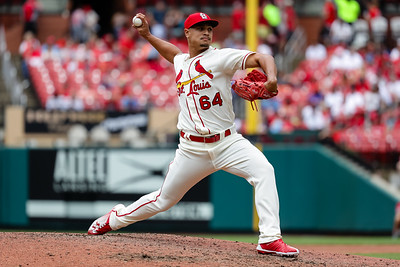 MLB: MAY 19 Phillies at Cardinals