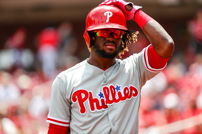 MLB: MAY 20 Phillies at Cardinals