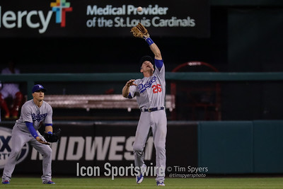 MLB: MAY 31 Dodgers at Cardinals