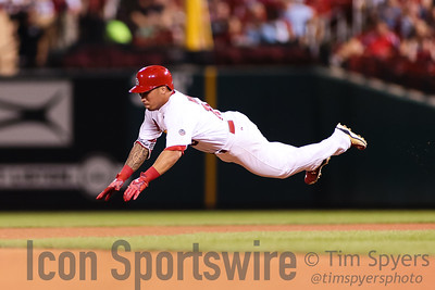 MLB: SEP 01 Nationals at Cardinals