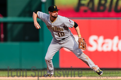 MLB: SEP 05 Pirates at Cardinals