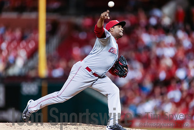 MLB: SEP 23 Reds at Cardinals