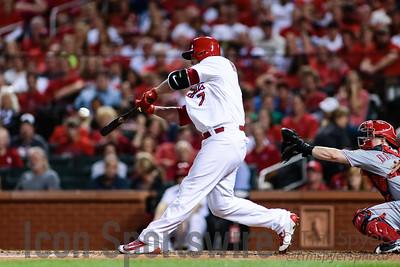 MLB: SEP 23 Reds at Cardinals