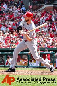 Reds Cardinals Baseball