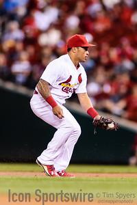 MLB: SEP 22 Reds at Cardinals