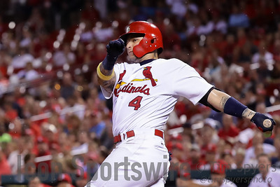 MLB: SEP 09 Brewers at Cardinals