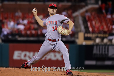 MLB: SEP 13 Reds at Cardinals