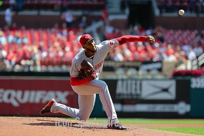 MLB: SEP 14 Reds at Cardinals