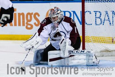 NHL: DEC 13 Avalanche at Blues