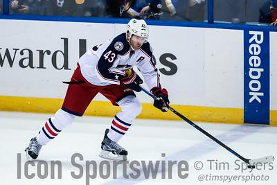 NHL: NOV 28 Blue Jackets at Blues