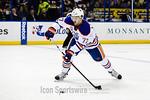 NHL: DEC 19 Oilers at Blues