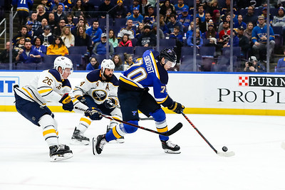NHL: DEC 27 Sabres at Blues