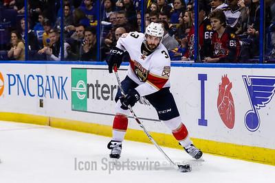 NHL: FEB 20 Panthers at Blues