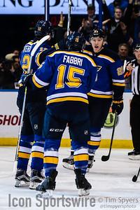 NHL: DEC 10 Flyers at Blues