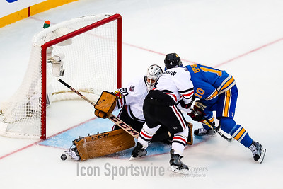 NHL: JAN 02 Winter Classic - Blackhawks at Blues