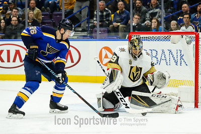 NHL: JAN 04 Golden Knights at Blues