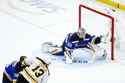 NHL: JUN 01 Stanley Cup Final - Bruins at Blues