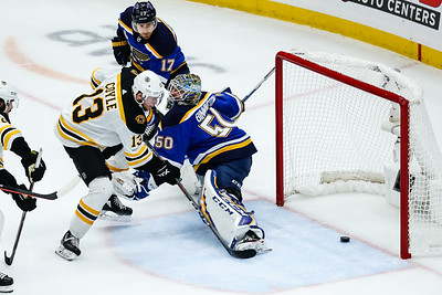 NHL: JUN 03 Stanley Cup Final - Bruins at Blues