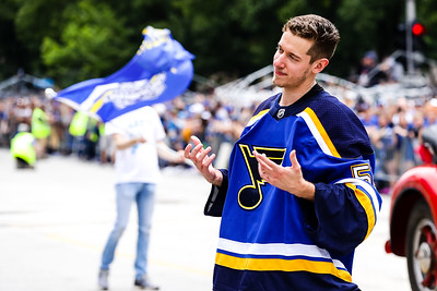 NHL: JUN 15 St Louis Blues Victory Parade
