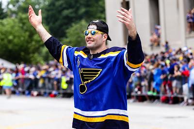 NHL: JUN 15 St Louis Blues Victory Parade