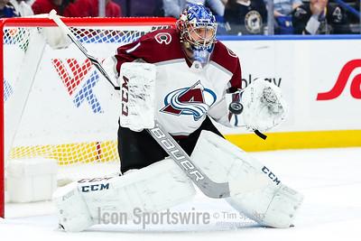 NHL: MAR 15 Avalanche at Blues