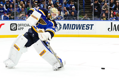 NHL: MAR 27 Sharks at Blues