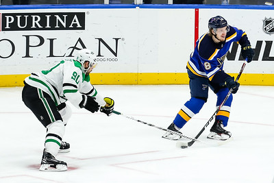 NHL: MAY 7 Stanley Cup Playoffs Second Round - Stars at Blues
