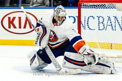 NHL: NOV 11 Islanders at Blues