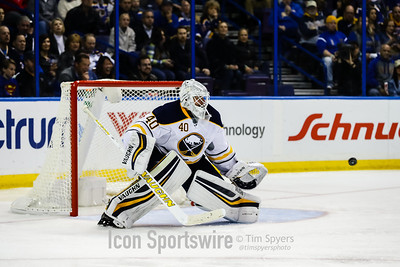 NHL: NOV 15 Sabres at Blues