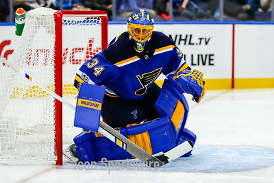 NHL: OCT 01 Preseason - Capitals at Blues