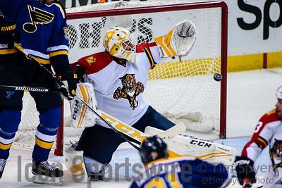 NHL: DEC 01 Panthers at Blues