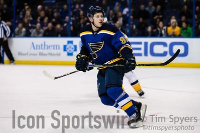 NHL: DEC 29 Predators at Blues