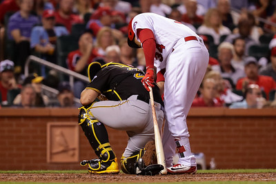 Pirates Cardinals Baseball